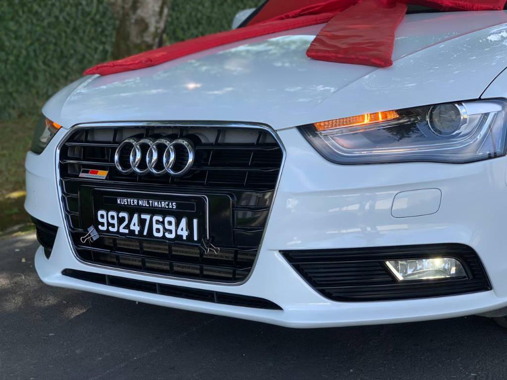 Foto numero 4 do veiculo Audi A4 2.0 TFSI - Branca - 2014/2014
