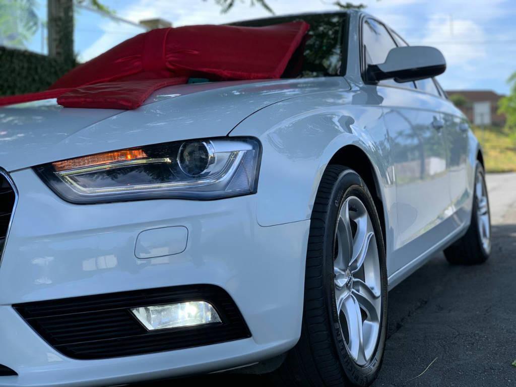 Foto numero 5 do veiculo Audi A4 2.0 TFSI - Branca - 2014/2014