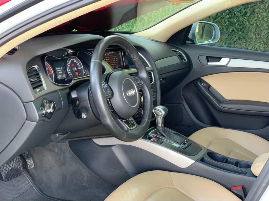 Foto numero 12 do veiculo Audi A4 2.0 TFSI - Branca - 2014/2014