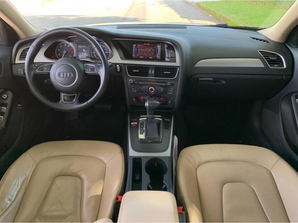Foto numero 14 do veiculo Audi A4 2.0 TFSI - Branca - 2014/2014
