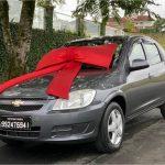 Foto numero 0 do veiculo Chevrolet Prisma 1.4 LT - Cinza - 2012/2012