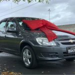 Foto numero 4 do veiculo Chevrolet Prisma 1.4 LT - Cinza - 2012/2012