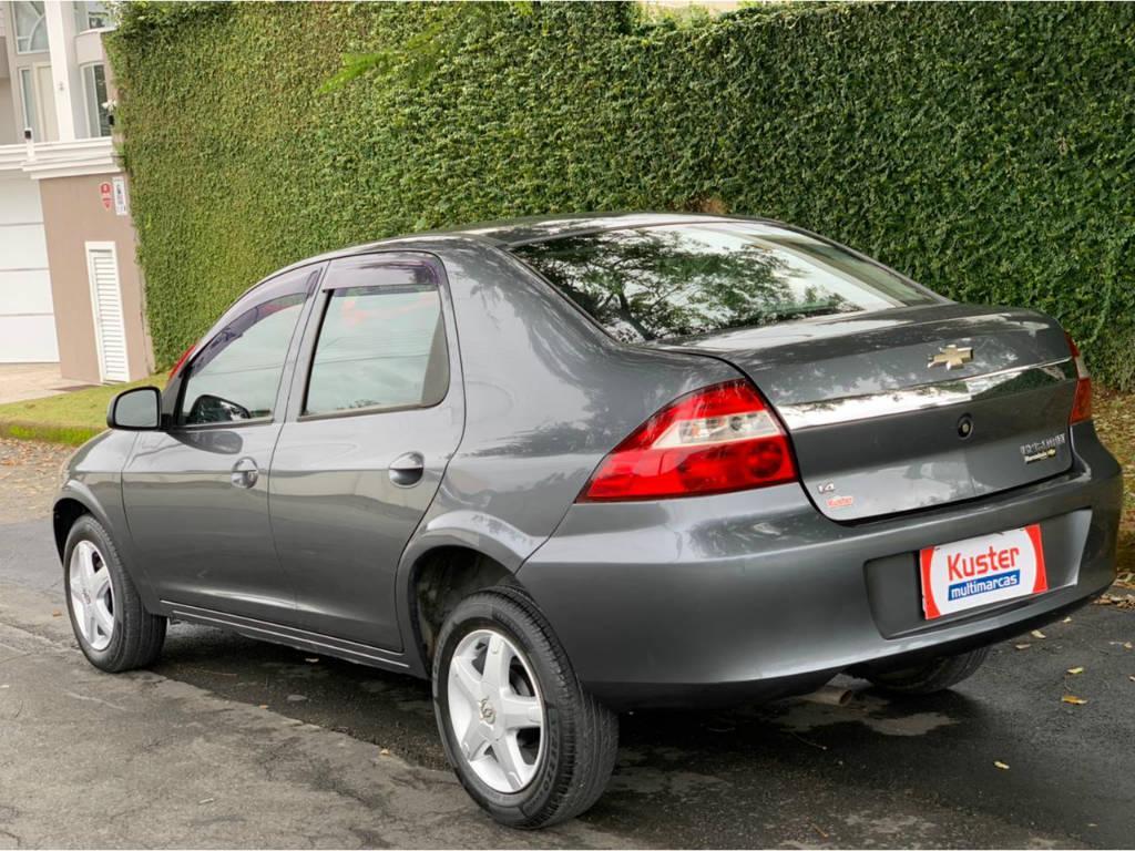 Foto numero 7 do veiculo Chevrolet Prisma 1.4 LT - Cinza - 2012/2012