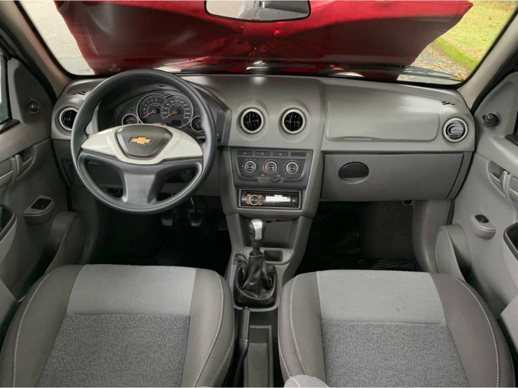 Foto numero 10 do veiculo Chevrolet Prisma 1.4 LT - Cinza - 2012/2012