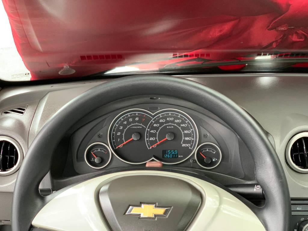 Foto numero 12 do veiculo Chevrolet Prisma 1.4 LT - Cinza - 2012/2012