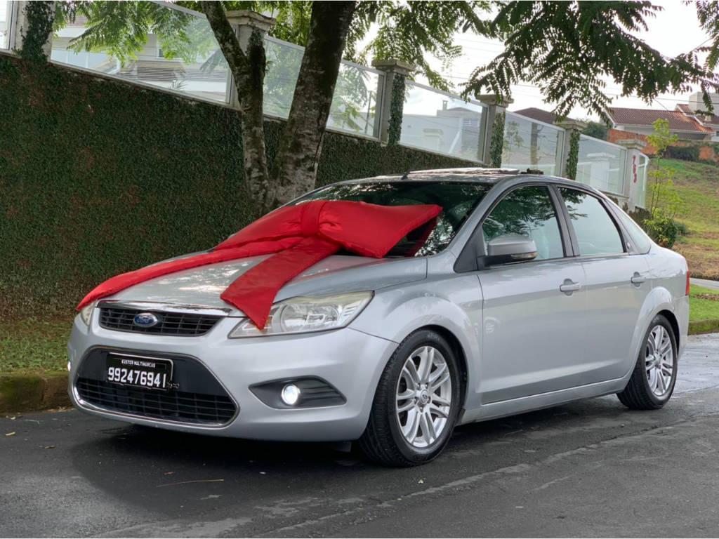 Foto numero 0 do veiculo Ford Focus GHIA 2.0 AUT - Prata - 2008/2009