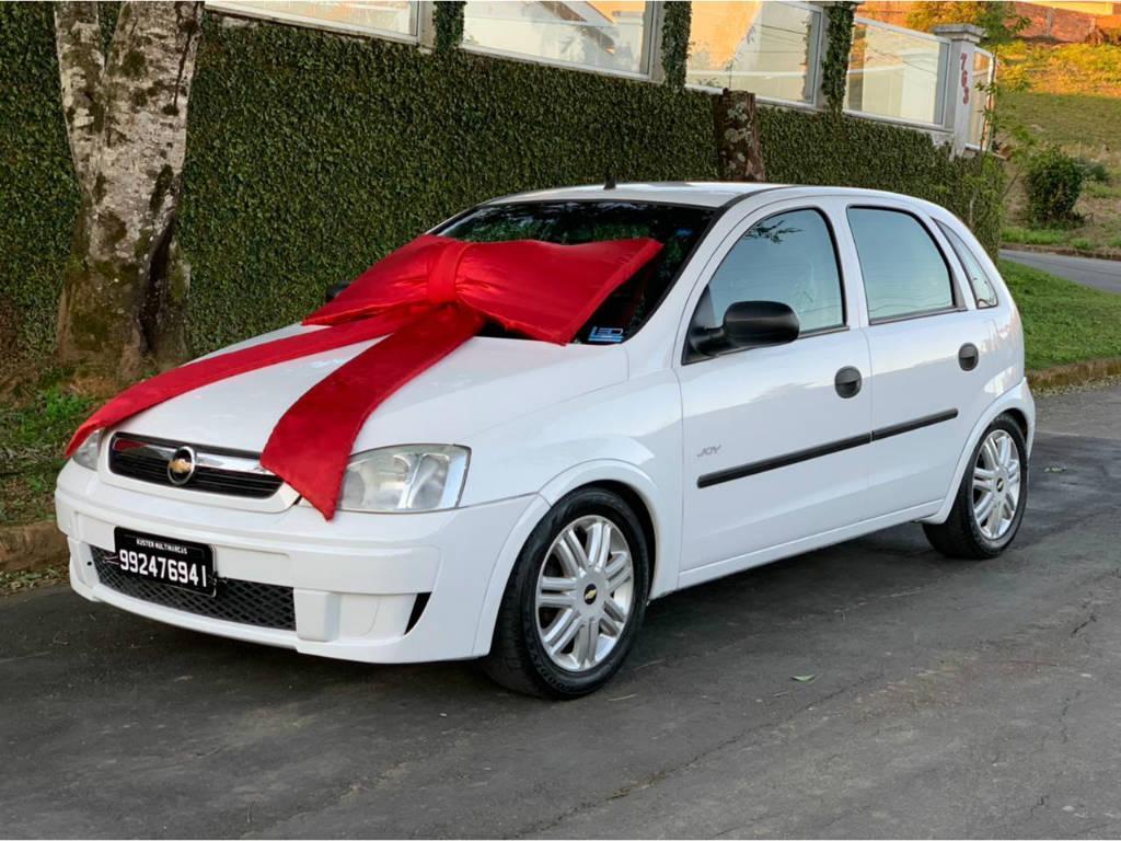 Foto numero 0 do veiculo Chevrolet Corsa HATCH 1.0 JOY - Branca - 2007/2008