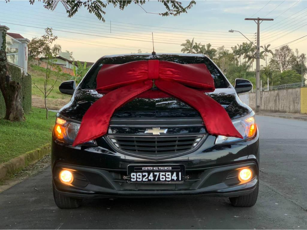 Foto numero 2 do veiculo Chevrolet Onix 1.4 LT - Preta - 2013/2014