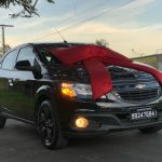 Foto numero 3 do veiculo Chevrolet Onix 1.4 LT - Preta - 2013/2014