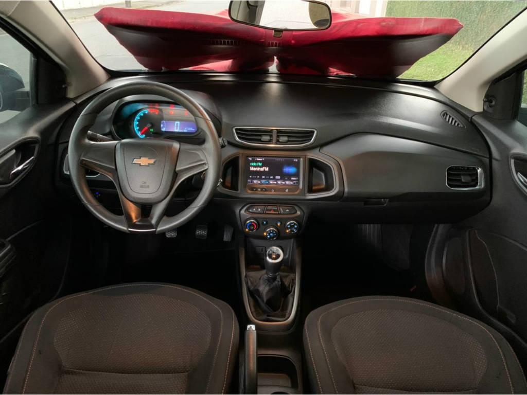 Foto numero 10 do veiculo Chevrolet Onix 1.4 LT - Preta - 2013/2014
