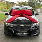 Foto numero 2 do veiculo Chevrolet Montana LS 1.4 - Preta - 2013/2013