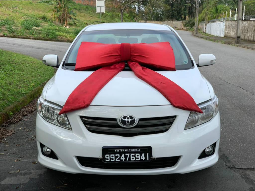 Foto numero 2 do veiculo Toyota Corolla ZEI 2.0 AUT - Branca - 2010/2011