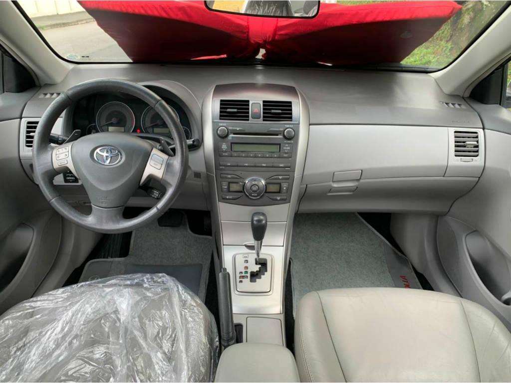 Foto numero 11 do veiculo Toyota Corolla ZEI 2.0 AUT - Branca - 2010/2011
