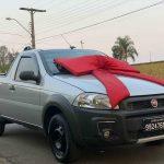 Foto numero 3 do veiculo Fiat Strada WORKING 1.4 CS - Prata - 2014/2015