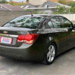 Foto numero 4 do veiculo Chevrolet Cruze 1.8 LT AUT - Verde - 2012/2012