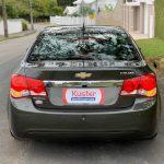Foto numero 5 do veiculo Chevrolet Cruze 1.8 LT AUT - Verde - 2012/2012