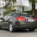 Foto numero 6 do veiculo Chevrolet Cruze 1.8 LT AUT - Verde - 2012/2012
