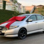 Foto numero 0 do veiculo Honda City DX 1.5 AUT - Prata - 2010/2011