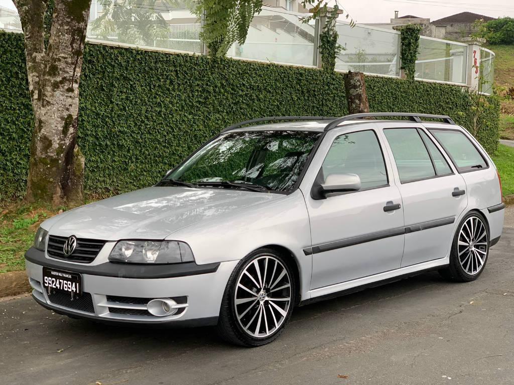 Foto numero 0 do veiculo Volkswagen Parati 1.6 CITY - Prata - 2004/2004