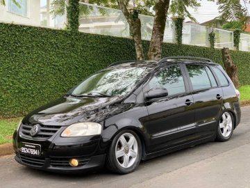 Foto numero 0 do veiculo Volkswagen SpaceFox 1.6 MI - Preta - 2009/2010