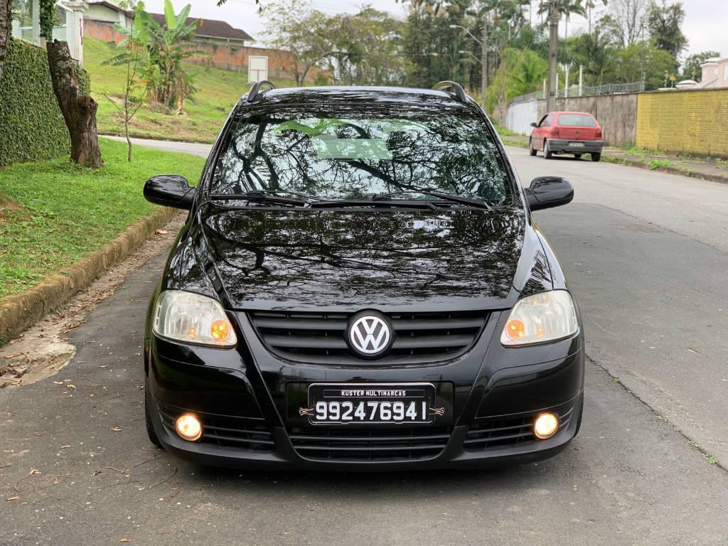 Foto numero 2 do veiculo Volkswagen SpaceFox 1.6 MI - Preta - 2009/2010