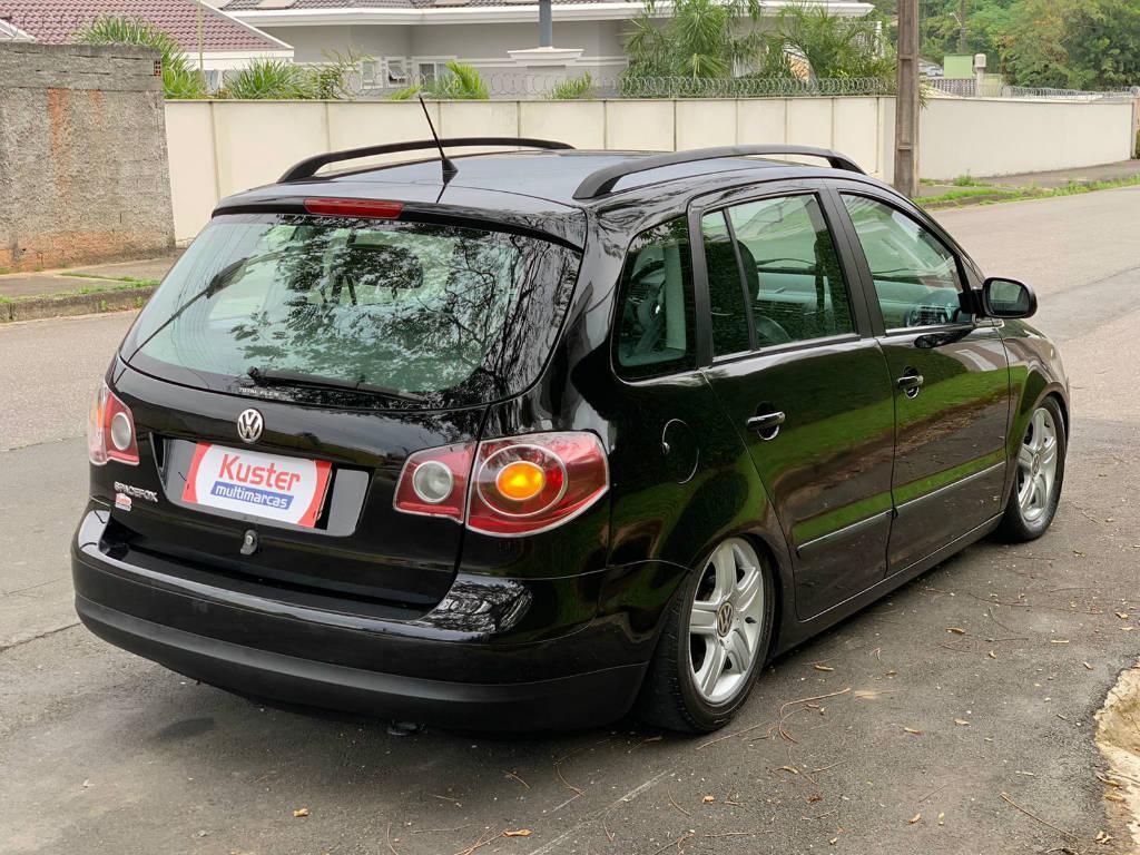 Foto numero 5 do veiculo Volkswagen SpaceFox 1.6 MI - Preta - 2009/2010