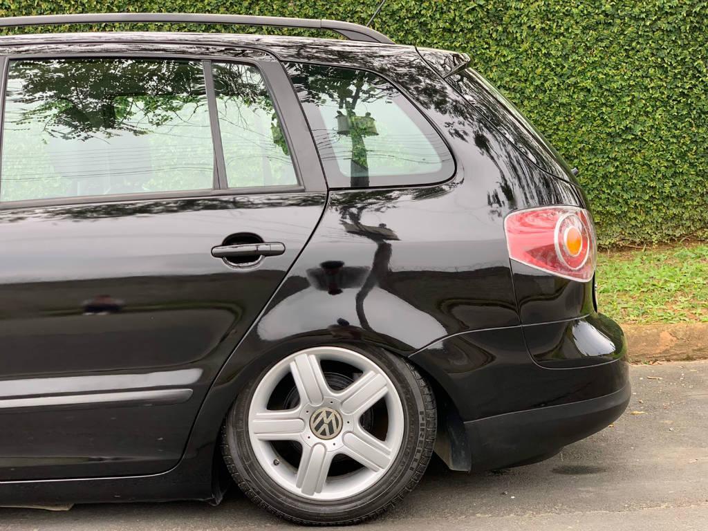 Foto numero 8 do veiculo Volkswagen SpaceFox 1.6 MI - Preta - 2009/2010